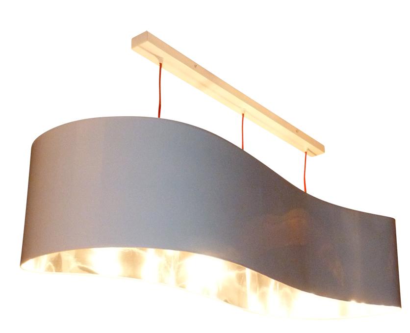 suspension abat jour wave abat jour abat jour agencement. Black Bedroom Furniture Sets. Home Design Ideas