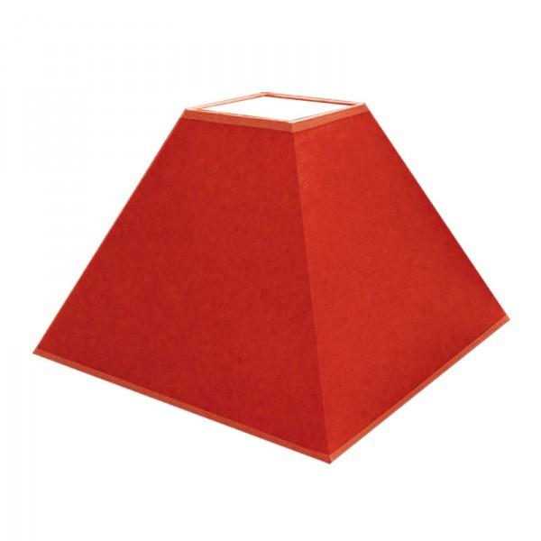 Abat jour carre pyramidal 40cm abat jour abat jour agencement - Abat jour cm ...