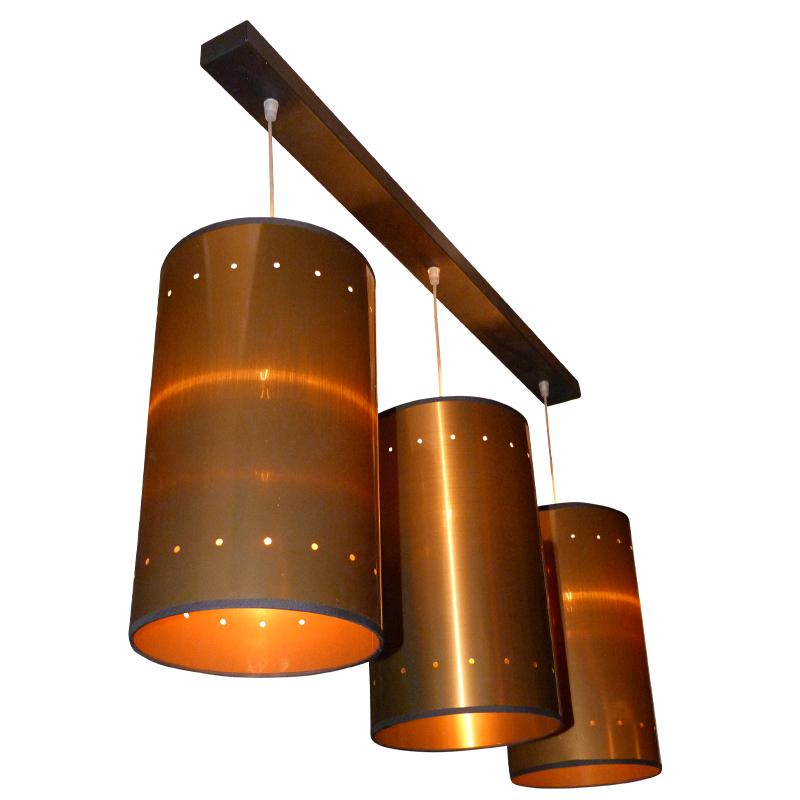 triple cuivre abat jour abat jour agencement. Black Bedroom Furniture Sets. Home Design Ideas