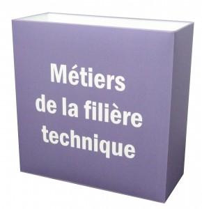 Abat-jour rectangulaire imprimé violet clair